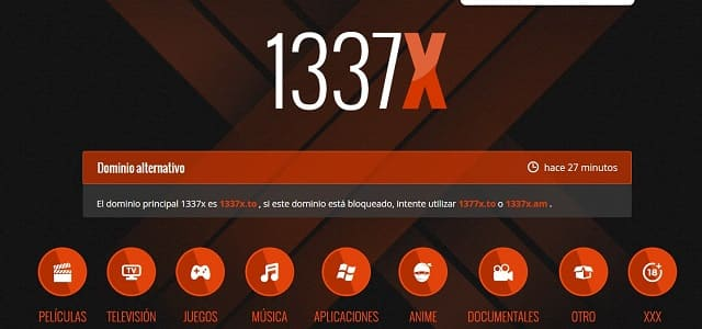 Alternativas-DonTorrent-1337X