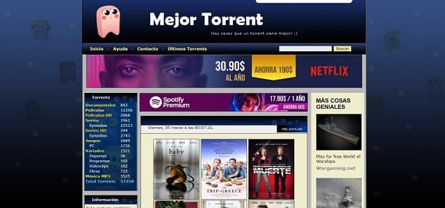 Alternativas-DonTorrent-MejorTorrent