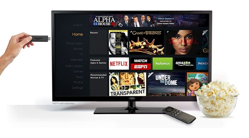 Alternativas a Amazon Fire Tv Stick
