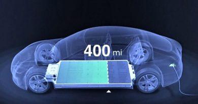 Bateria Tesla