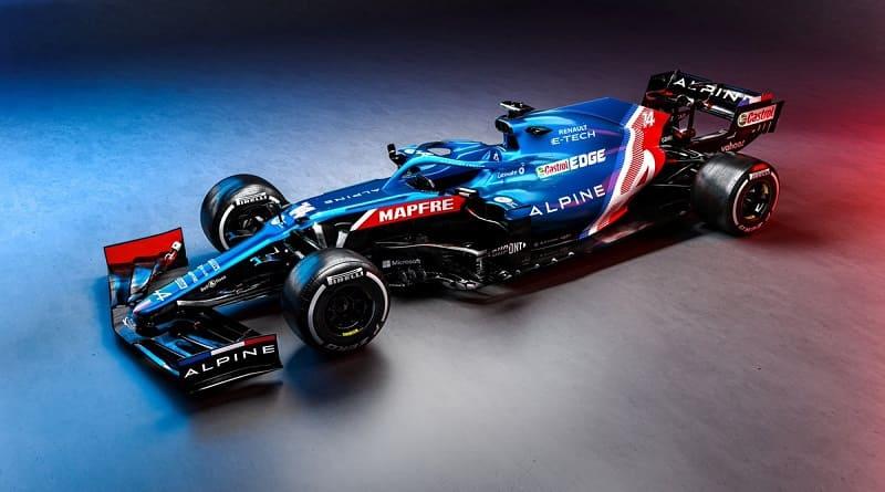 Ver la Formula 1 2021