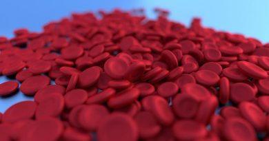 Análisis de sangre VCM