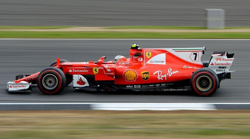 Carreras de Formula 1