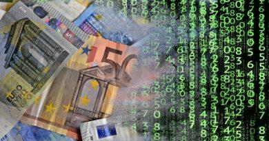 ¡El euro es una moneda virtual!