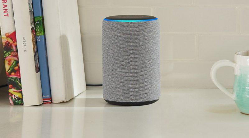 ¿Quién está detrás de la voz de Alexa?