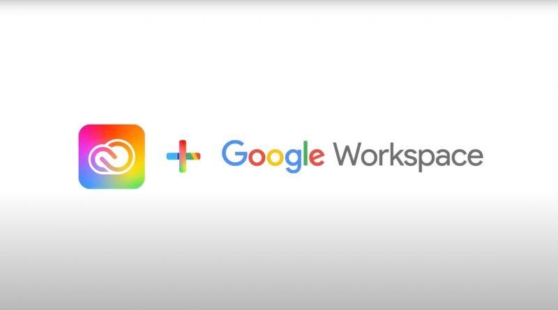 Adobe Creative Cloud integra Documentos y Presentaciones de Google