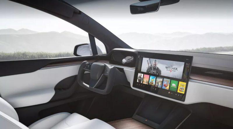 Tesla recuperó uno de los principales componentes de la PS5