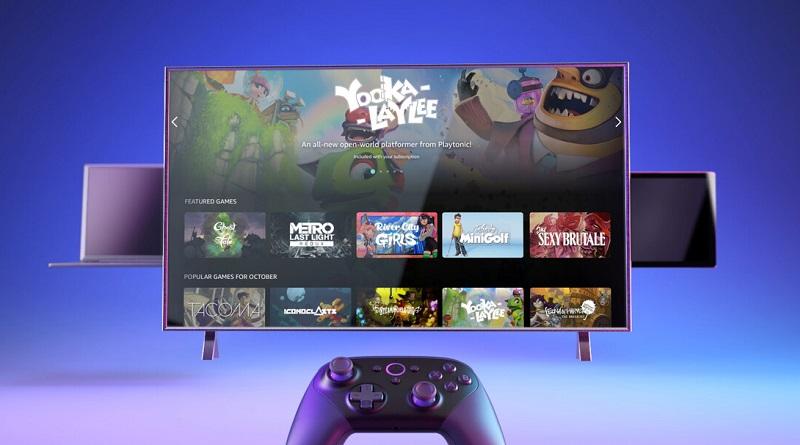 Plataformas de videojuegos en streaming